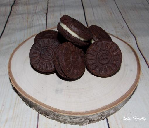 biscuits façon oréo au citron et crerme au coco6