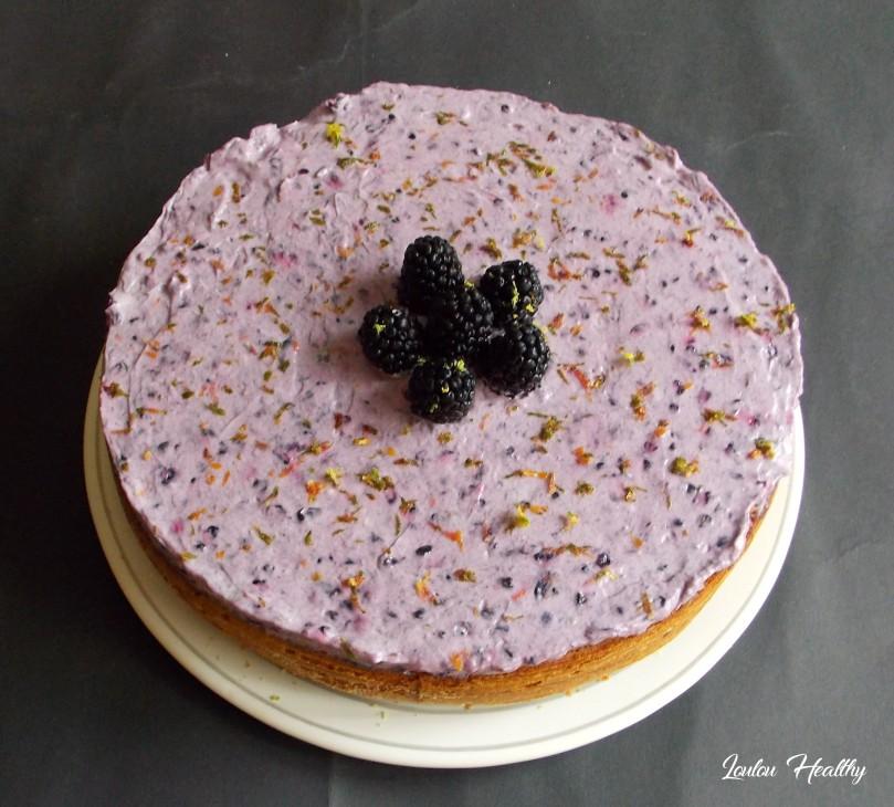 pea cake au citron et aux mûres2
