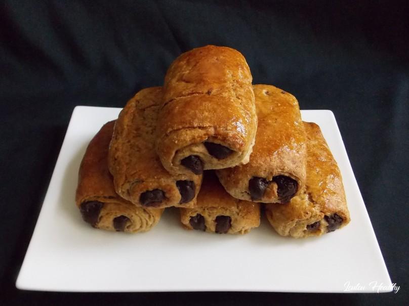 pains briochés au chocolat