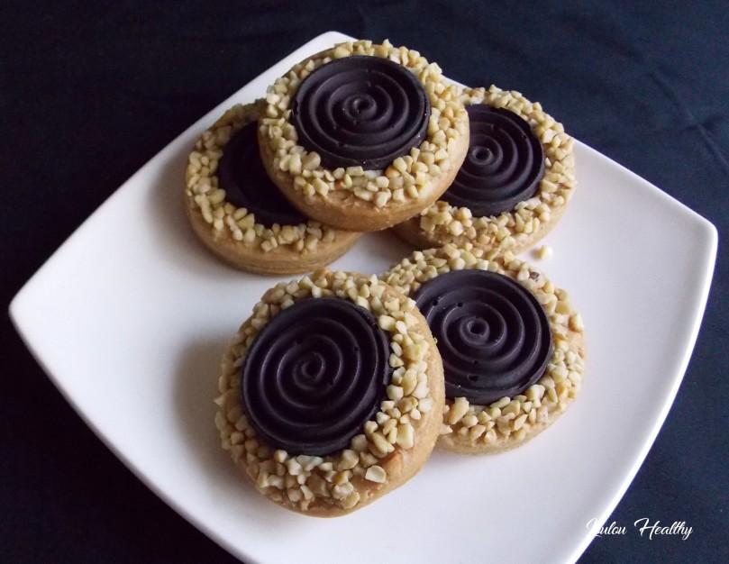 tartelettes cajou chocolat2