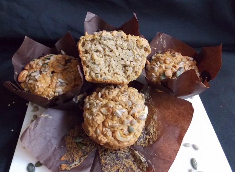 muffins à l'avoine et aux graines4