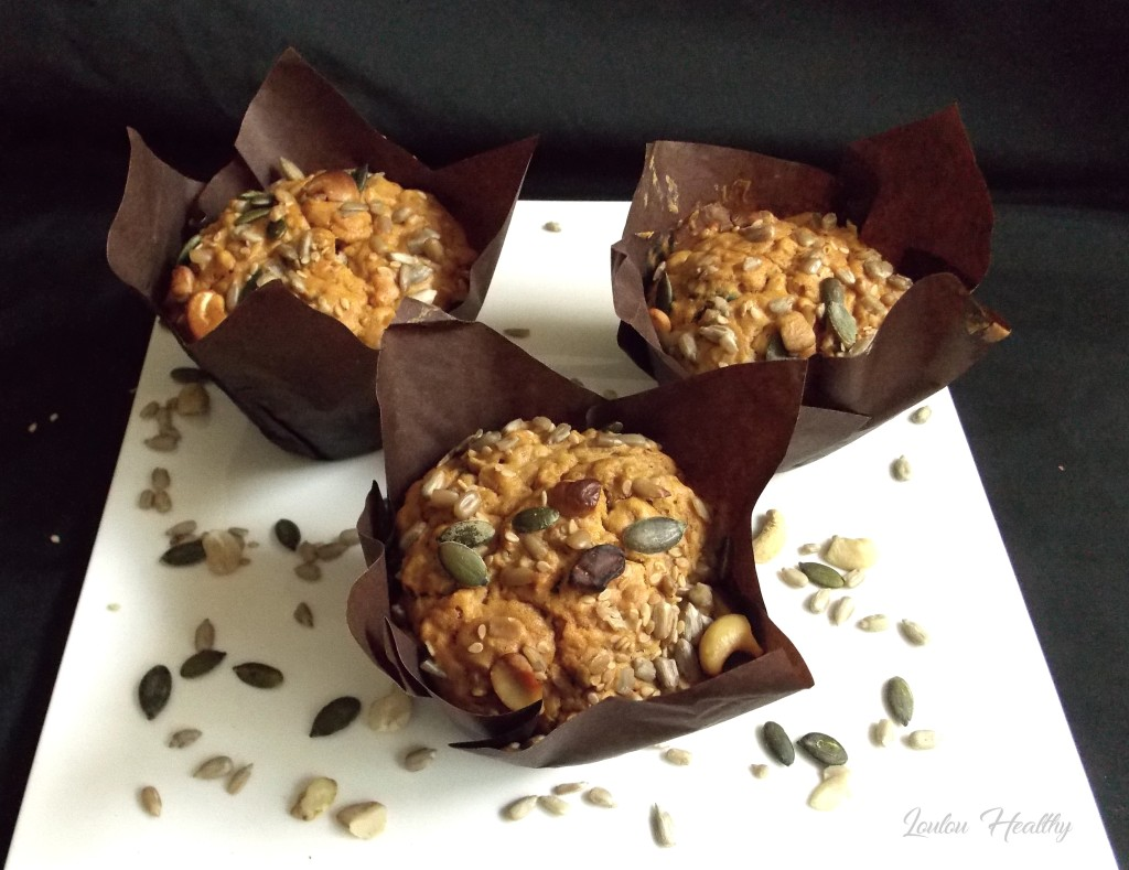 muffins à l'avoine et aux graines6