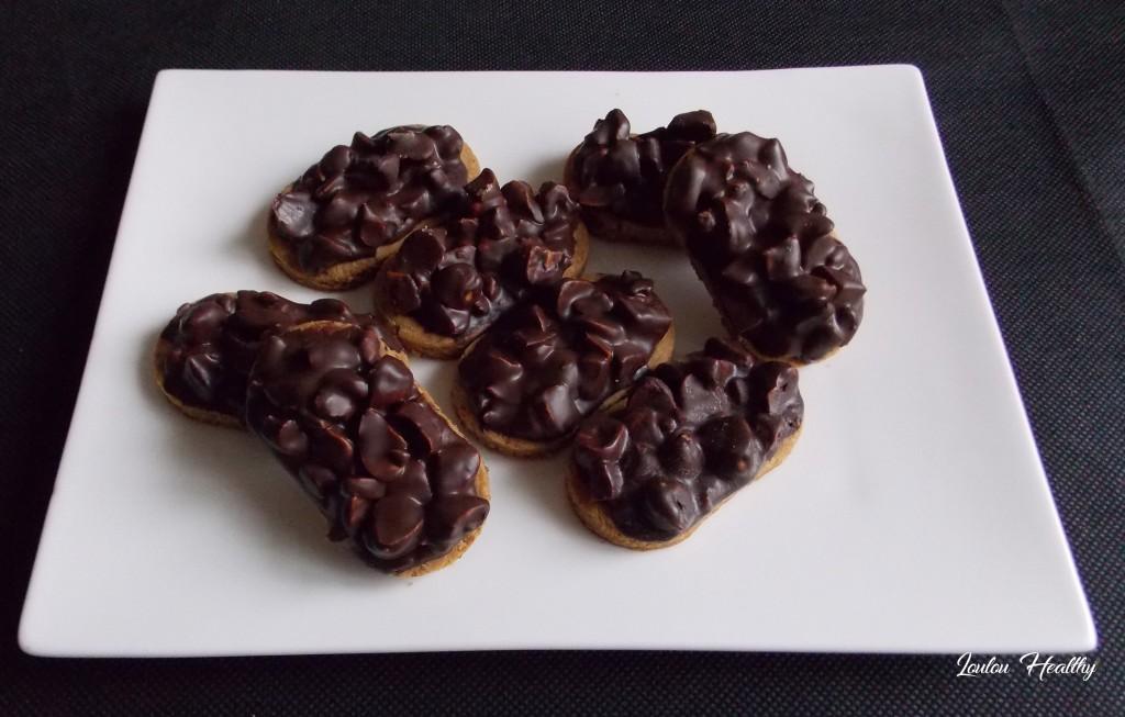 sablés aux noix de cajou et chocolat3