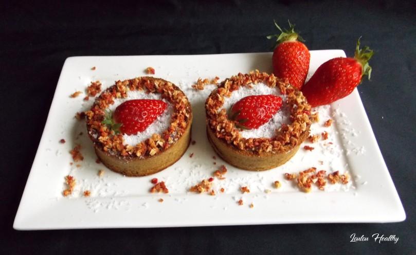 tartelettes fraises noix de coco2
