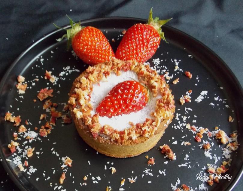 tartelettes fraises noix de coco4