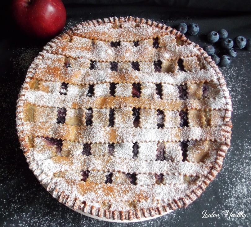 tourte pommes myrtilles3