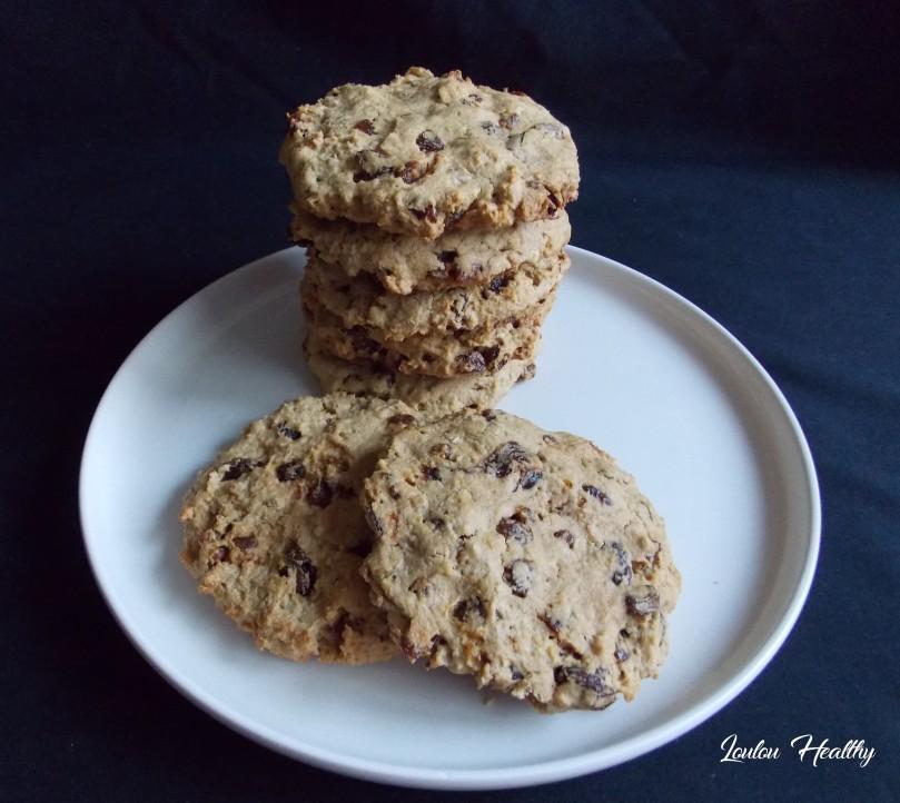 cookies aux saveurs orientales2