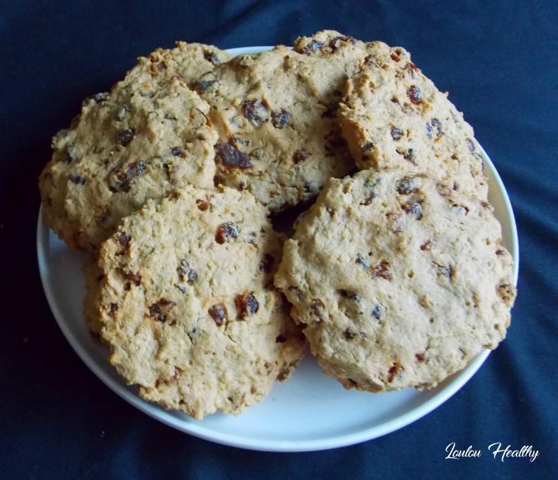 cookies aux saveurs orientales3