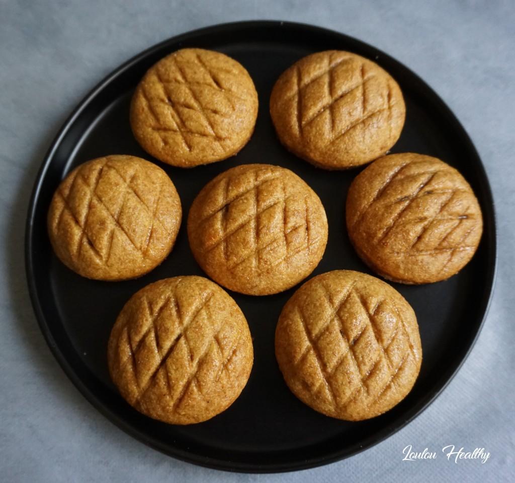 biscuits fourrés poire coing