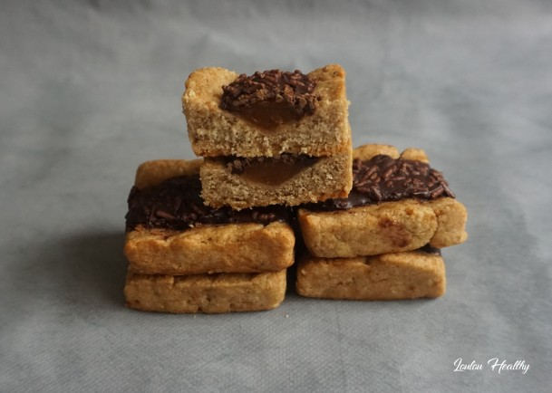biscuits au chocolat fourrés abricot3