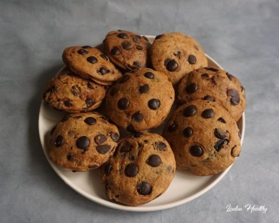 cookies fourrés cacao