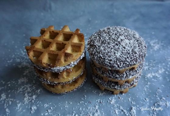 gaufres noix de coco chocolat2