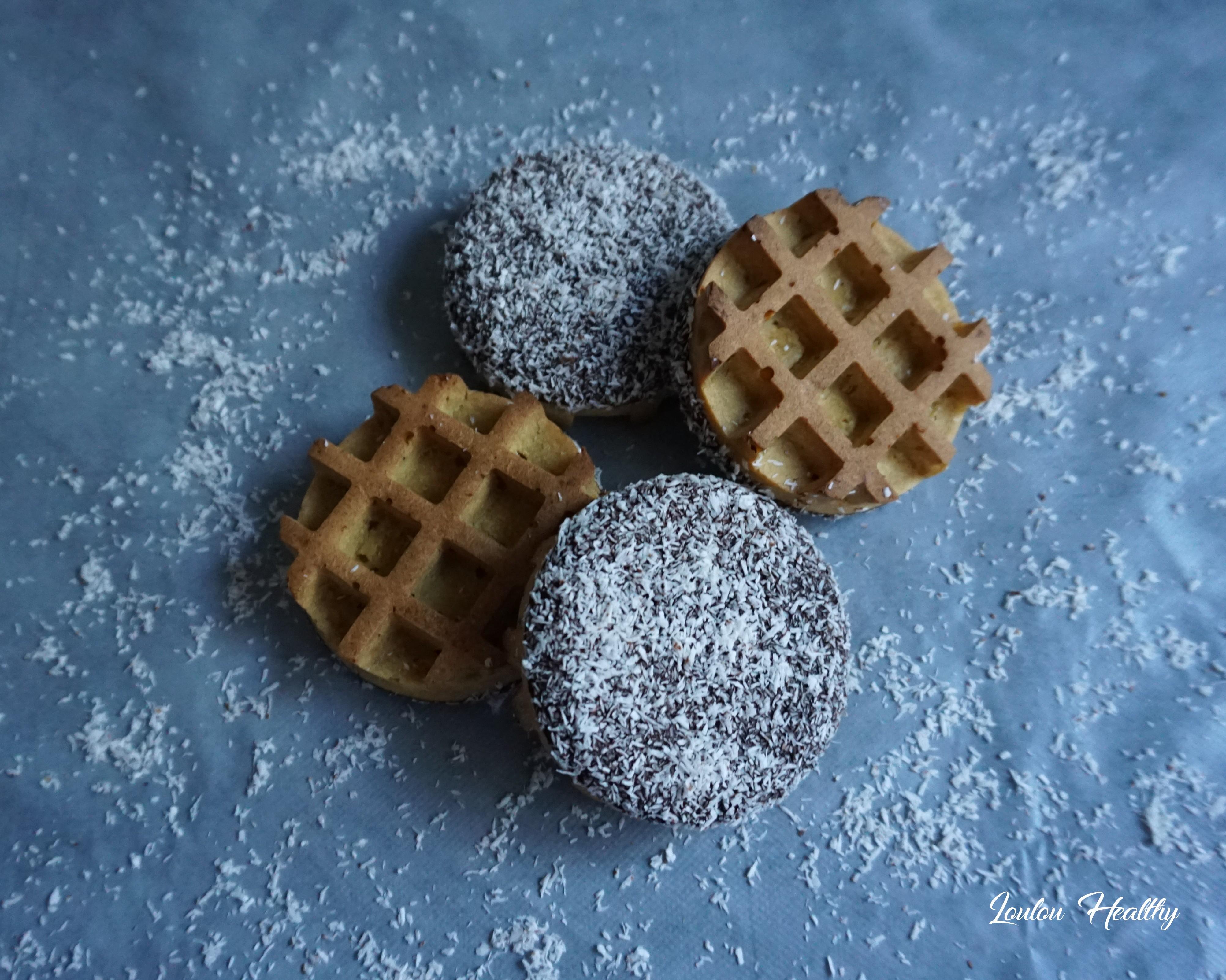 gaufres noix de coco chocolat3