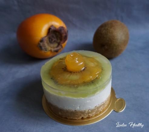 cheese cakes coco, kaki, kiwi