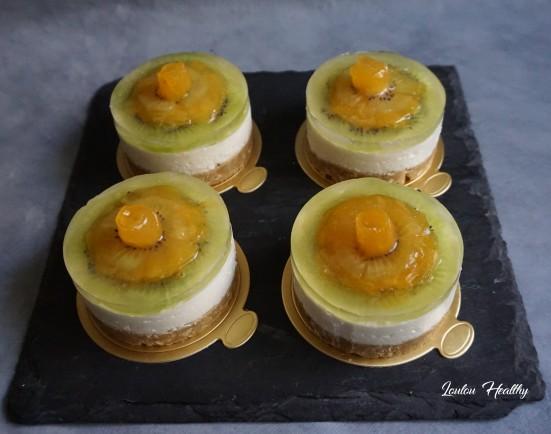 cheese cakes coco, kaki, kiwi2