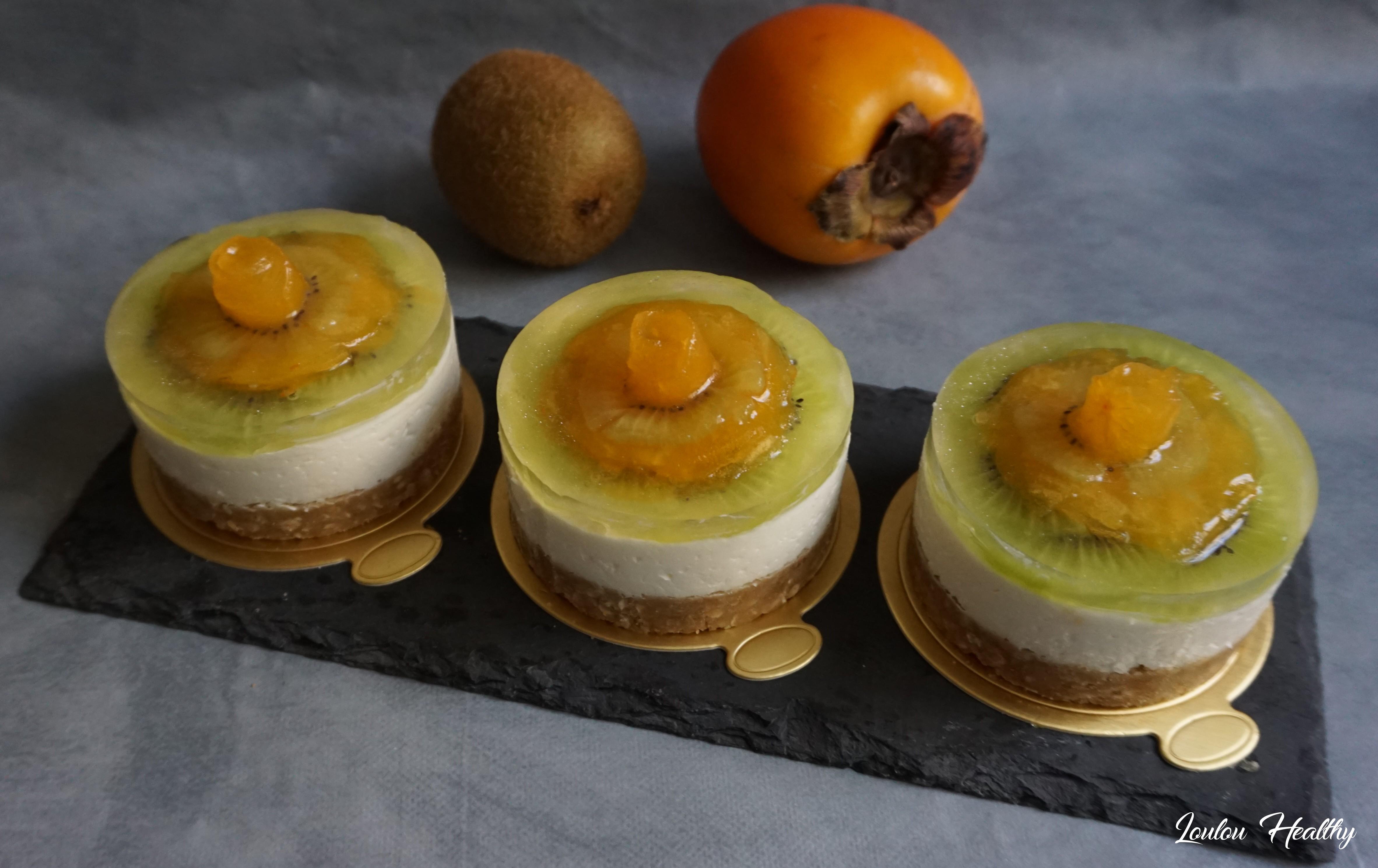 cheese cakes coco, kaki, kiwi4