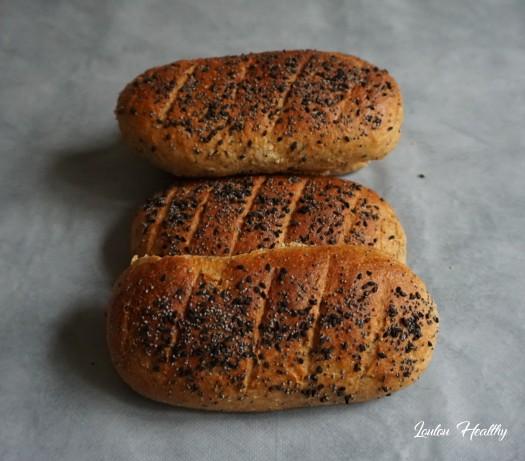 pains patate douce, nigelles, pavots3