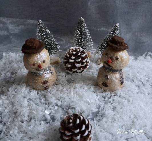 bonhommes de neige noix de coco abricots3