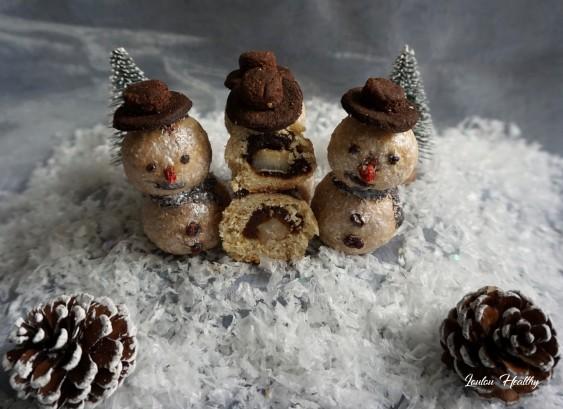 bonhommes de neige noix de coco abricots4