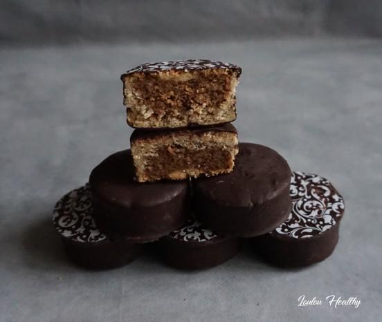 bouchées à la noix et chocolat1