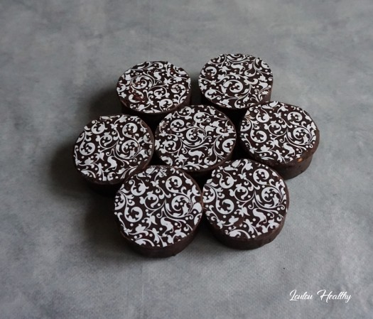bouchées à la noix et chocolat2