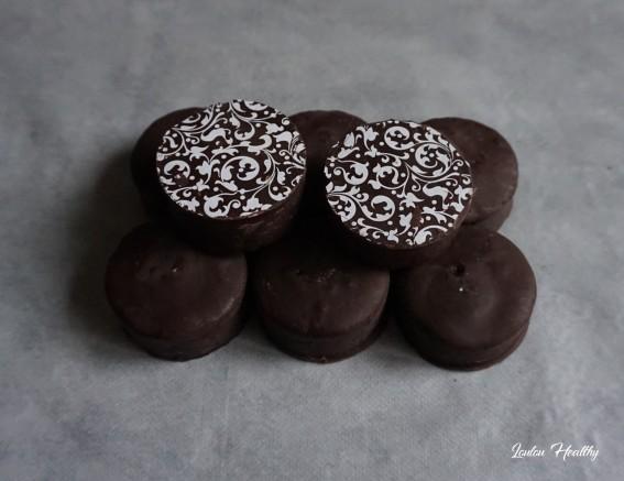 bouchées à la noix et chocolat3