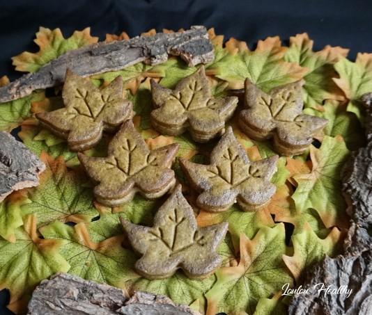 feuilles à la pistache et noix de cajou2