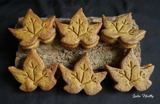 feuilles à la pistache et noix de cajou4
