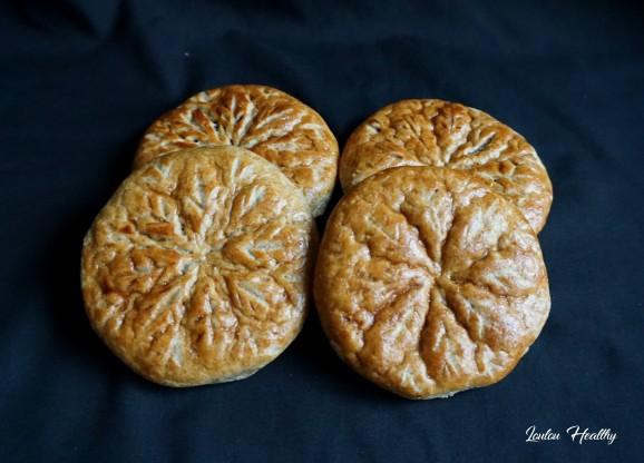 galettes amande, noix, eau de fleur d'oranger2