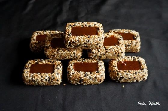 biscuits au sésame3