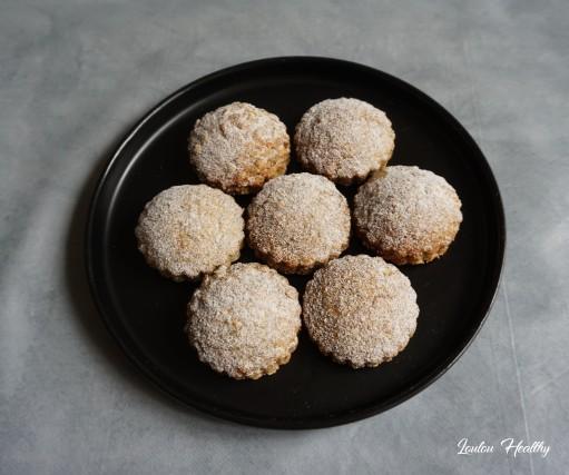 biscuits à la lentille verte fourré citron moringa2