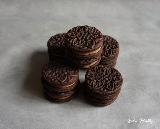 biscuits cacaotés fourrés chataigne3