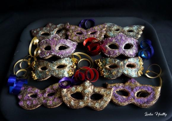 masques de carnaval noisette et chocolat4