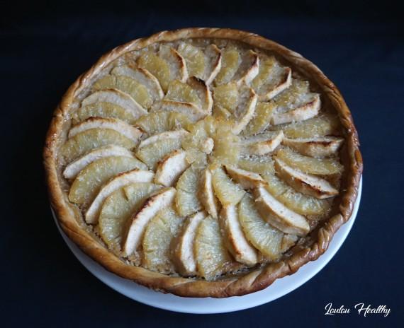 tarte pommes, ananas4