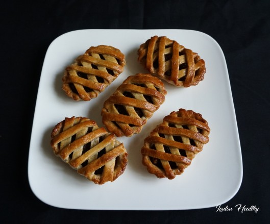tartelettes abricot, clémentine2