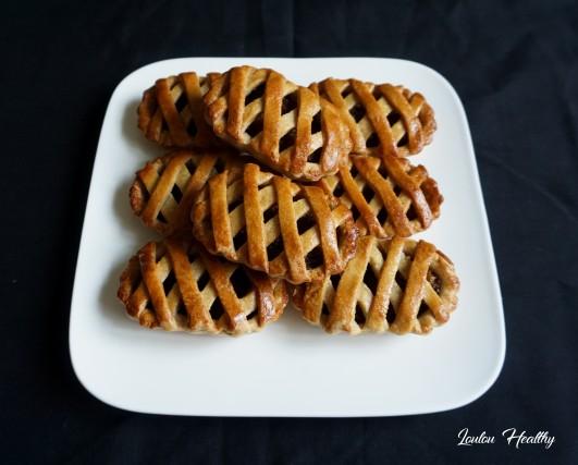 tartelettes abricot, clémentine3