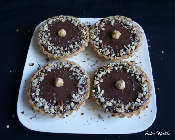 tartelettes poire, noisette et chocolat4