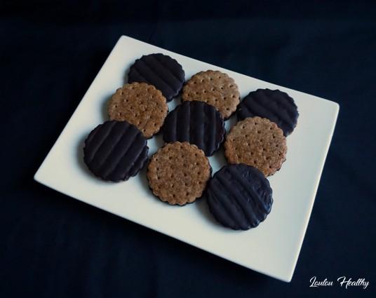 sablés noisette chocolat façon granola4