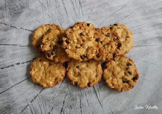 cookies amande, figues