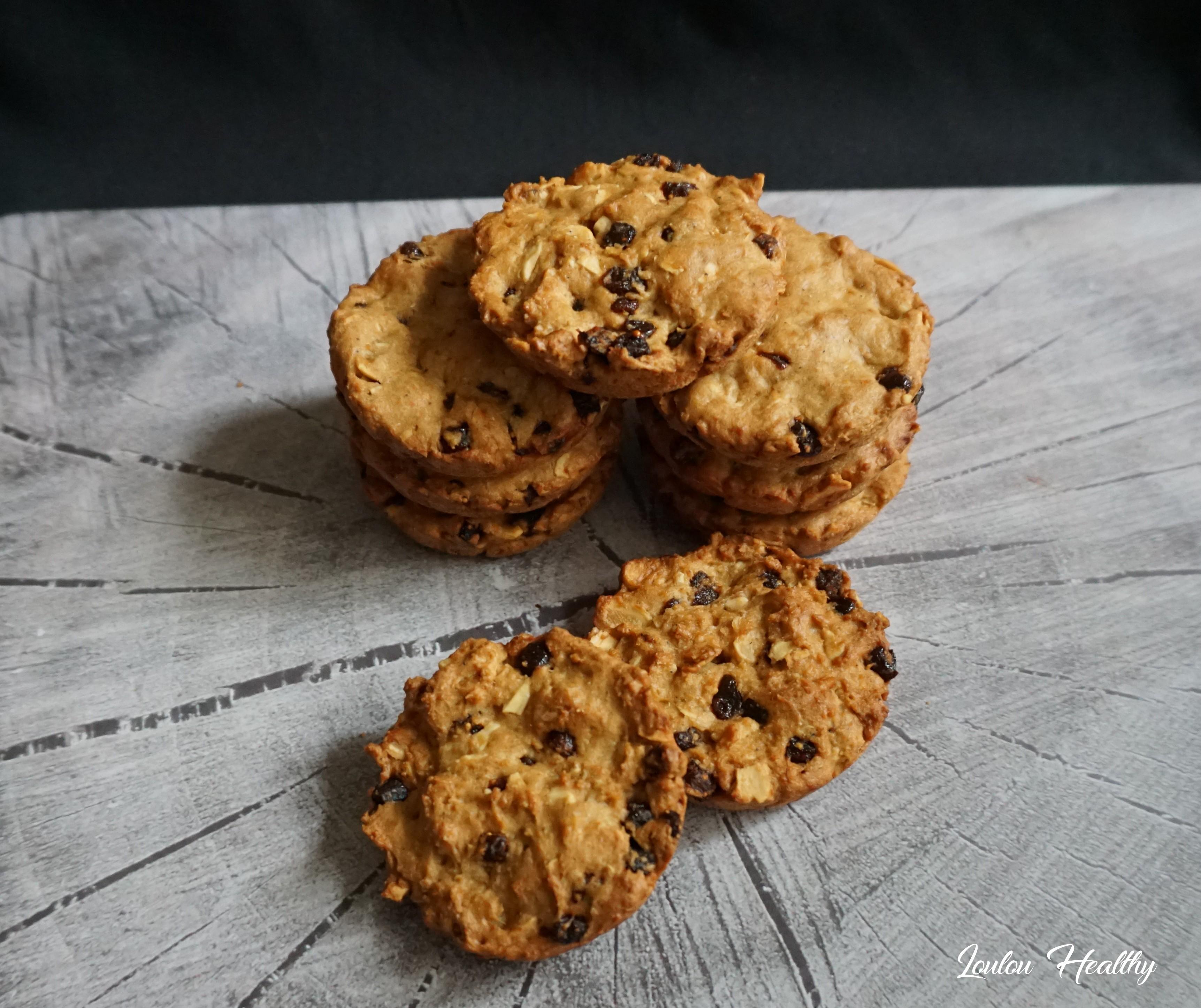 cookies amande, figues2