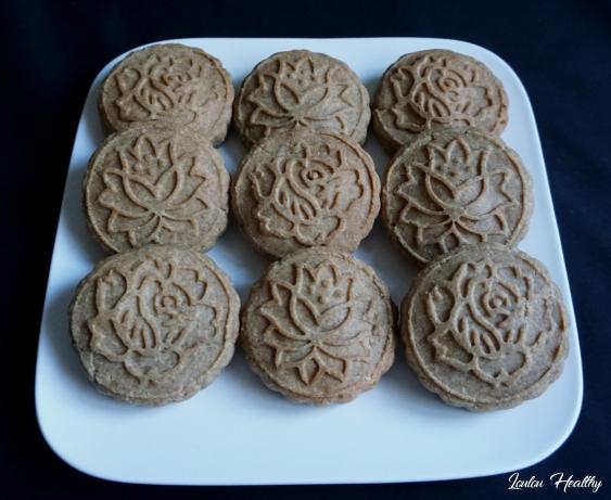 mooncakes fourrés figues, cacahuète et noix2