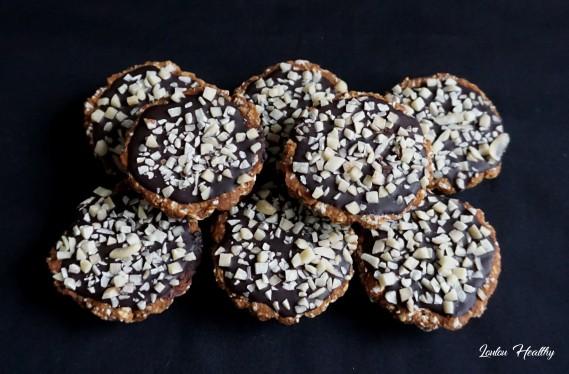 domes aux cacahuètes et au chocolat3