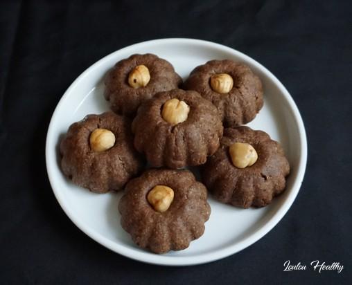 fleurettes cacao, chocolat blanc