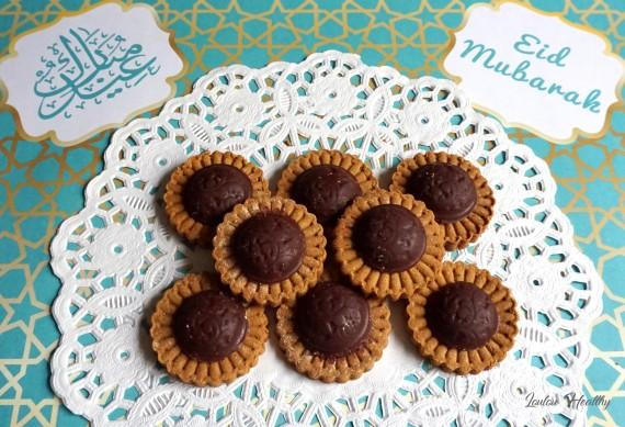 bouchées aux cacahuètes et au chocolat2