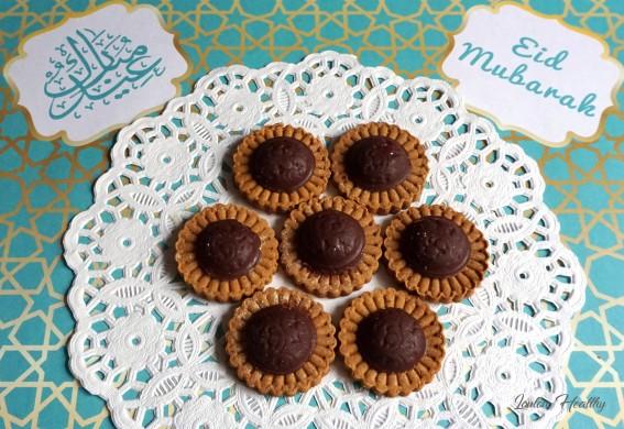 bouchées aux cacahuètes et au chocolat3