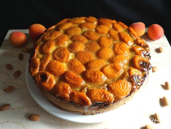 cake aux abricot, amandes et noisettes2