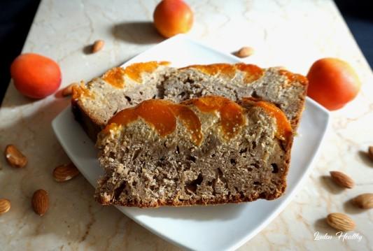 cake aux abricot, amandes et noisettes3