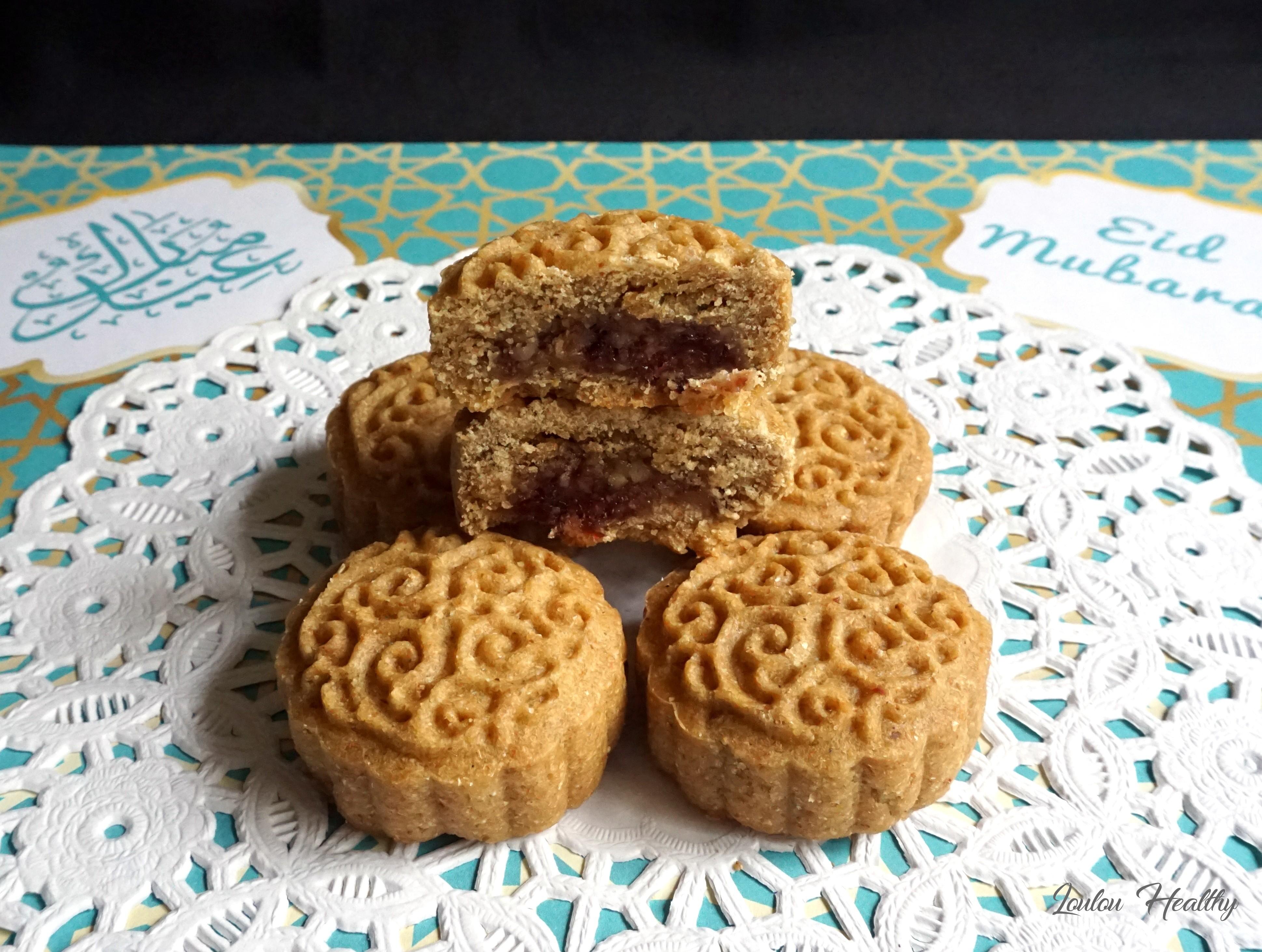 mooncakes cajou-cranberries2