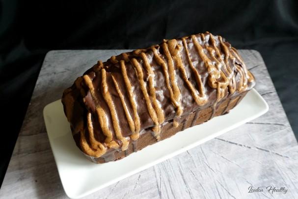 cake amande cacao