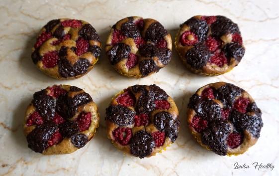 petits cakes pistache, framboise et chocolat2